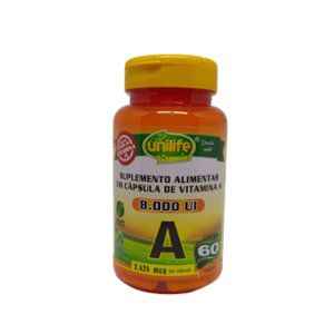 Retinol – Vitamina A