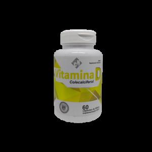 Vitamina D – Colecalciferol