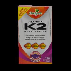Vitamina K2 – Manquinona