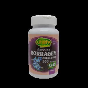 Óleo de Borragem – Ômega 6 (GLA)